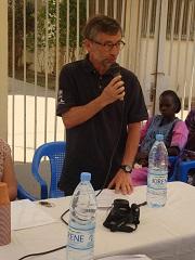 Dr Patrick BONRAISIN, médecin bénévole VSF