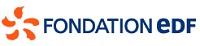 Logo fondation edf - 200X46