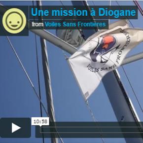 Vidéo : la mission de Seaview à Diogane