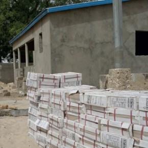 Rénovation du poste de santé - maternité de Bassar - suite