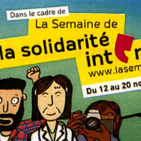 Semaine de la Solidarité Internationale à Lorient - Lanester