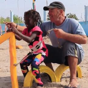 Vidéo : la mission des Apprentis Nomades et Ty Baloo à Diogane
