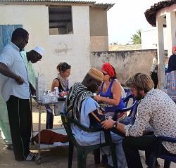 15-29 novembre : mission médico-sanitaire à Bassar et Bassoul
