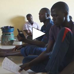 Vidéo : une mission à Siwo