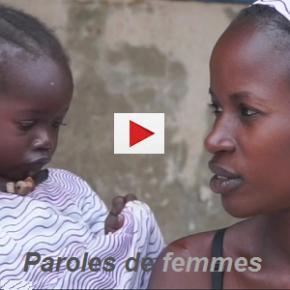 Vidéo 4' : paroles de femmes