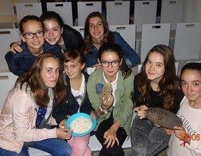 2ème année de solidarité au collège St Joseph de Vallet