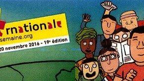 Semaine de la Solidarité Internationale à Lorient - Lanester