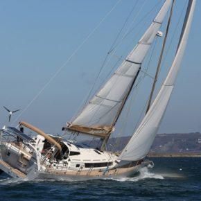 Des nouvelles de Fanch et Francis, navigateurs VSF sur la Longue Route
