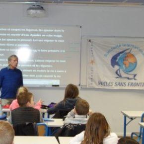 Les collégiens de Montreuil-sur-mer découvrent la solidarité internationale et se mobilisent pour les enfants du Saloum