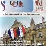 """La revue """"Le trait d'union"""" de l'UCDR parle des actions de VSF."""