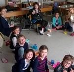 7 ans d'une coopération riche et réussie entre l'école Notre Dame de Saint Avé et l'école de Thialane