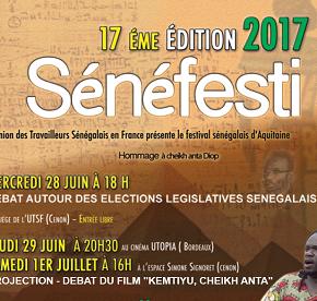 Sénéfesti, un festival aux couleurs du Sénégal à ne pas manquer en Aquitaine !