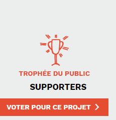 Trophée EDF : nous avons besoin de vos votes !