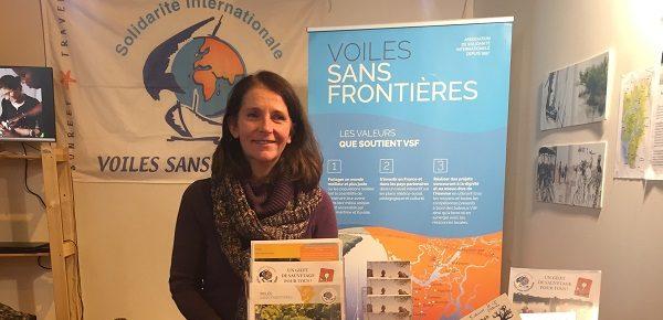 VSF présent au Salon Nautique à Paris du 2 au 10 décembre 2017 : c'est maintenant !