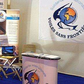 VSF présent au Salon Nautique à Paris du 2 au 10 décembre 2017