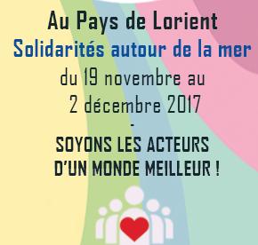 VSF participe au Festival des Solidarités à Lorient