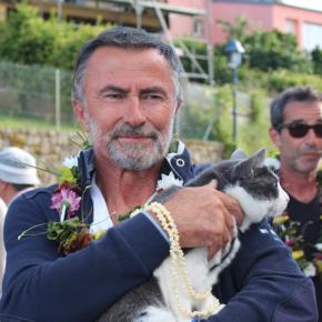 1 an plus tard...VSF accueillait Francis au Bono