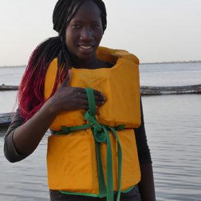 Projet sécurité en mer : un gilet de sauvetage 100% sénégalais