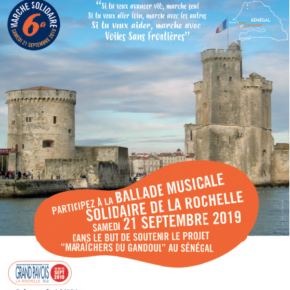 Ballade musicale et solidaire