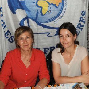 VSF était au forum des associations à Lorient.