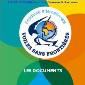 Assemblée Générale de Voiles Sans Frontières : Les documents pour un vote éclairé