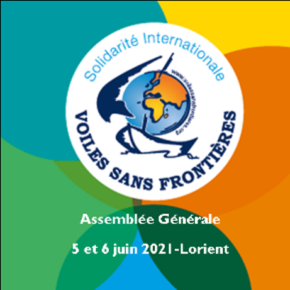 Nouveaux documents pour l'Assemblée Générale de Voiles Sans Frontières 5 et 6 juin 2021